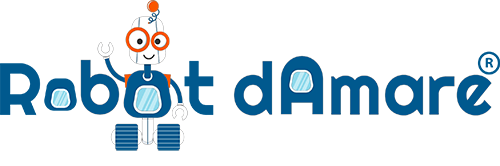 Robot dAmare Logo